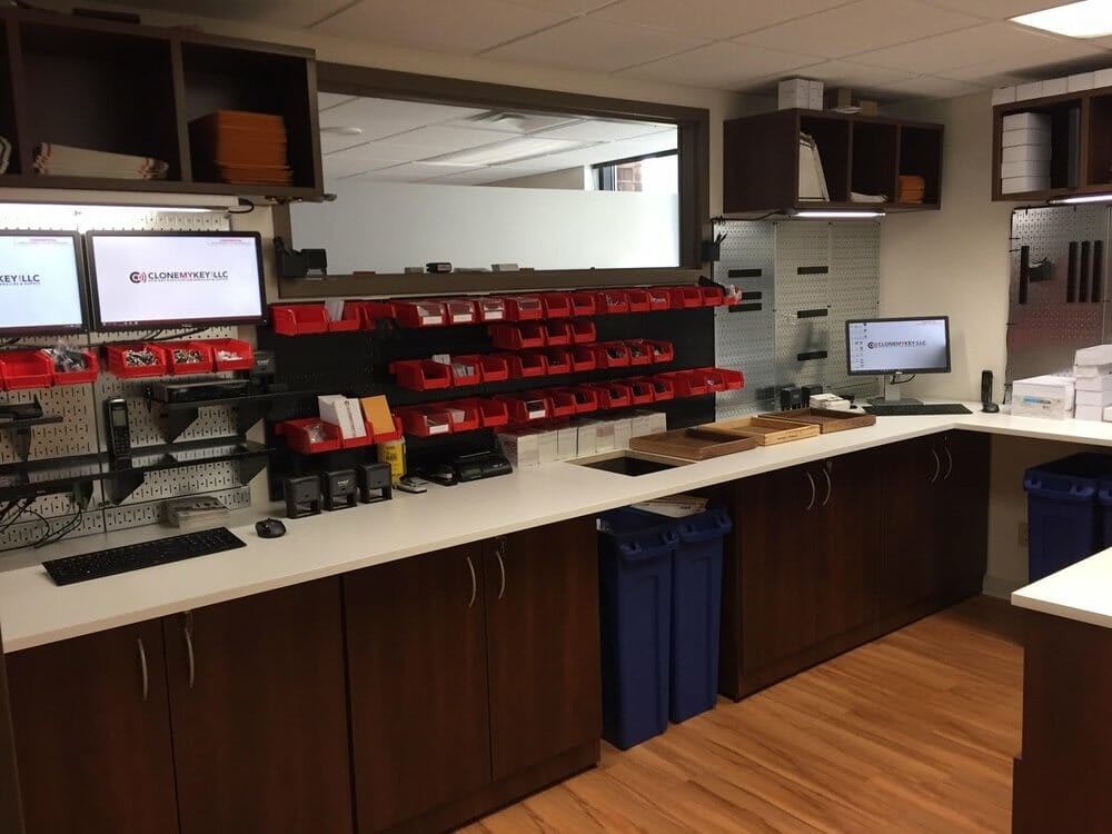 CloneMyKey Key Copying Processing Stations