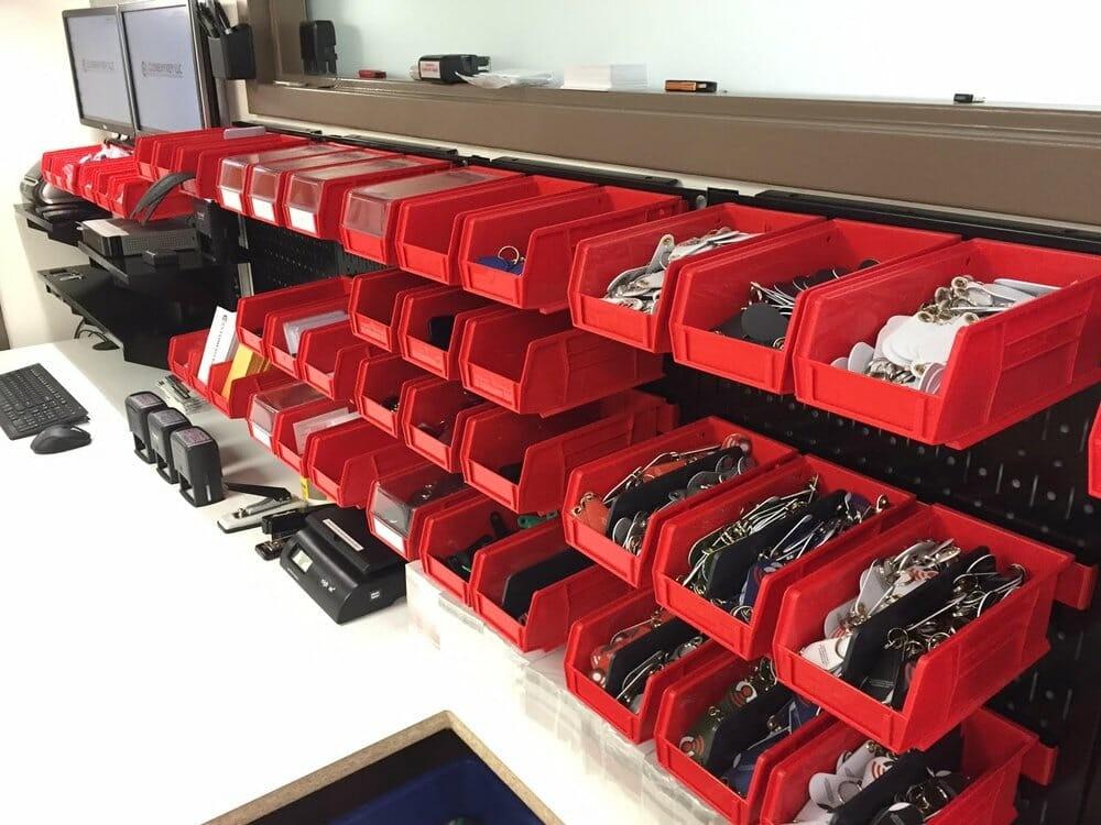 CloneMyKey Key Copying Processing Room