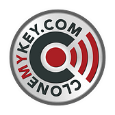 CloneMyKey Round Logo