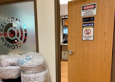 CloneMyKey Processing Room