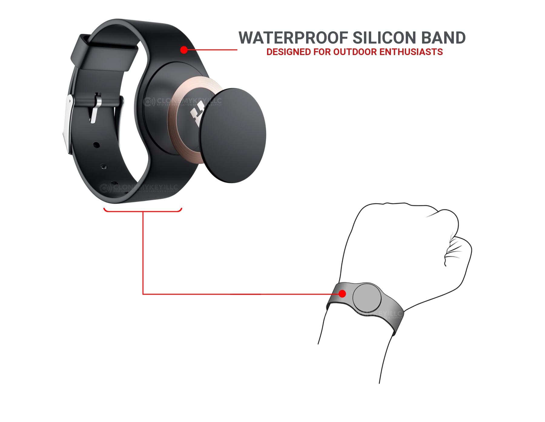 RFID Wristband Key