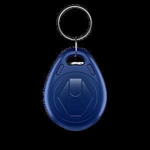 RFID Blue Key Fob Blank