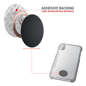 RFID Mobile Key - Fits between phone and case - Small