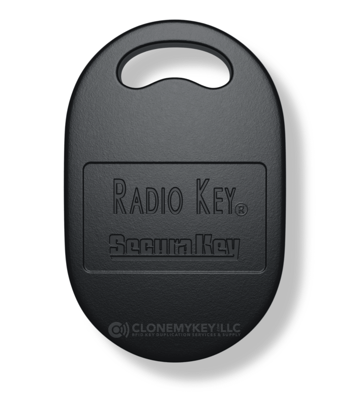 SecuraKey Radio key fob